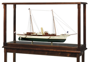 A model of Sir Thomas Lipton's