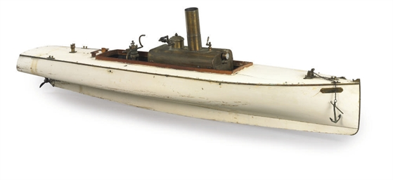 A live steam model of the Mild