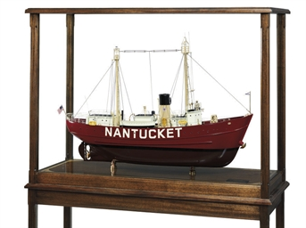 A model of the Nantucket Light