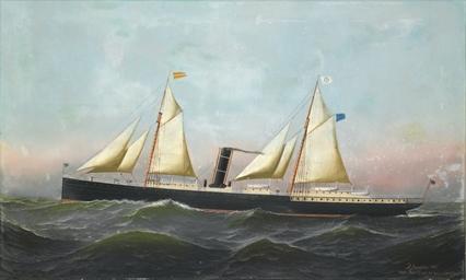 The S.S. Newport