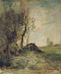 Capanna: A woodland hut