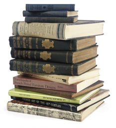 A QUANTITY OF BOOKS ON EIGHTEE