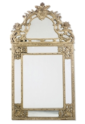 A FRENCH GILTWOOD AND GESSO MA