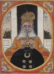 A PORTRAIT OF A NOBLE, BIKANER