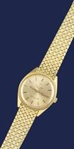"""An automatic """"Harpoon II"""" wristwatch, by Favre-Leuba"""