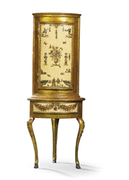 A NORTH ITALIAN PARCEL-GILT, P