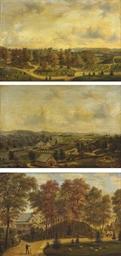 Three Views of Springside
