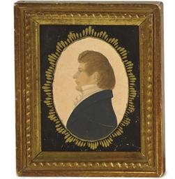 Portrait of Nicholas Lawrence