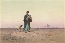 The lost sheep (illustrated); and A procession