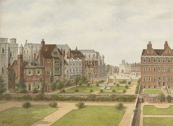 Old Palace Yard, Westminster
