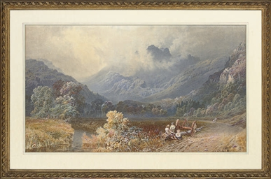 Valley of the Goil, Argyllshir