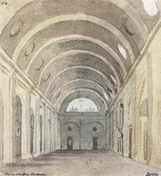 The Salle des Pas Perdus, Pala