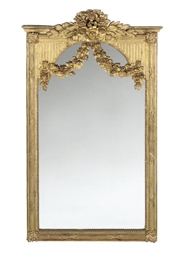 A FRENCH OR ITALIAN GILTWOOD A