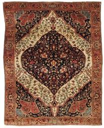 An antique Feraghan-Malayir ru
