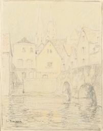 Vue de Chartres