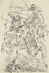 Die drei Soldaten