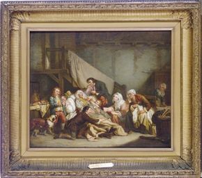 The Paralytic (La piété filial