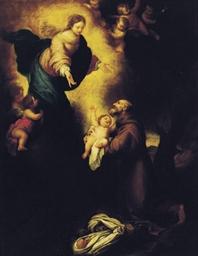 Vision of Saint Felix of Canta