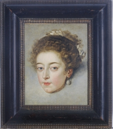 Portrait of Queen Henriette-Ma