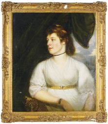 Portrait of Lady Sybella Furno
