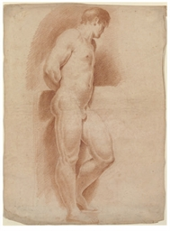 An academic male nude