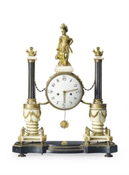 A LOUIS XVI ORMOLU-MOUNTED BLA