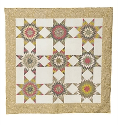 THREE AMERICAN QUILTS,