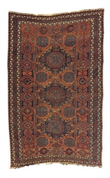 A SOUMAC CARPET,