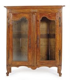 A FRENCH PROVINCIAL OAK AND BE