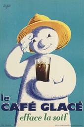 LE CAFÉ GLACÉ