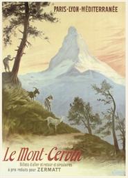 LE MONT-CERVIN, ZERMATT