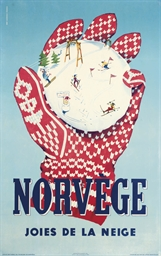 NORVÈGE, JOIES DE LA NEIGE