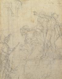 The Martyrdom of Saint Catheri