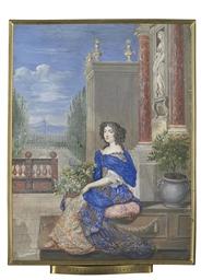 Presumed portrait of Madame de