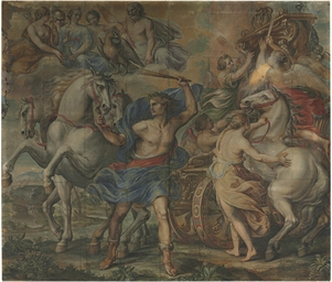 Apollo and the chariot of the