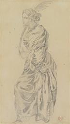 Saint Catherine of Alexandria,