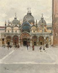 The Basilica di San Marco, Ven