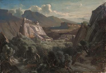 Arco above Lake Garda