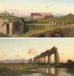 Before the Colosseum; and Ruin