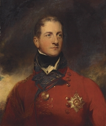 Portrait of General Sir Galbra