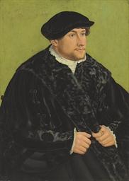 Portrait of a man aged 25, hal