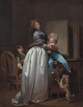 'La Jeune Mère' (The Young Mother)