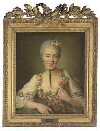 Portrait of a Lady said to be