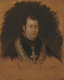 Portrait of a Prelate