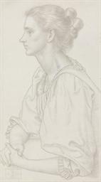 Portrait of  Anna Elizabeth Ba