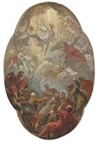 The Ascension of Christ, a modello
