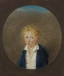 Portrait of Max Graf von Arco
