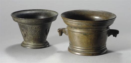 A Bronze Mortar