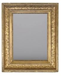 Eleven gilt frames