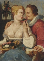 An Allegory of the Sense of Smell